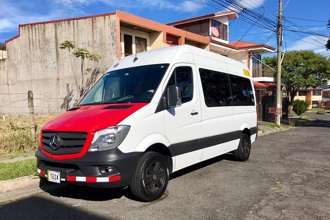 San Jose Airport Taxi to Tamarindo Beach