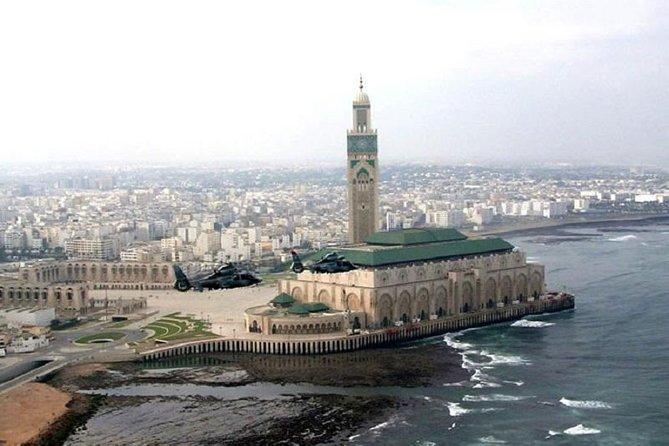 Excursion privée d'une journée à Rabat au départ de Casablanca