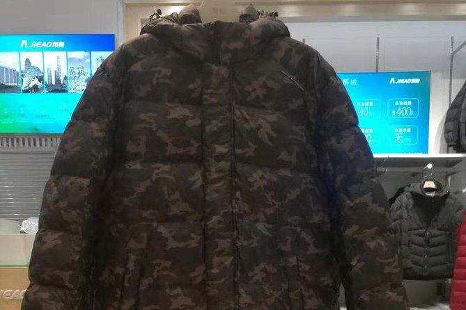Winter Wear Purchase Item in Harbin