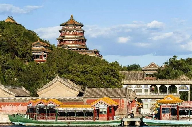 Private Customized Beijing City Highlights Day Trip from Qufu by Bullet Train