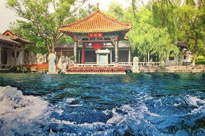 4 Hour Jinan Private Walking Tour to Baotu Spring and Surroundings