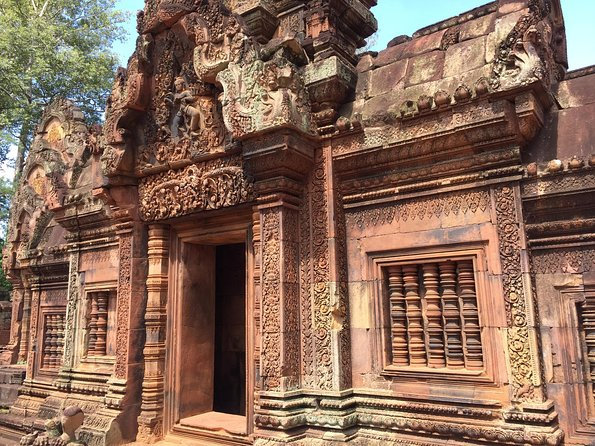 Private 4 Day Adventure To Temples included with Tonle Sap Lake