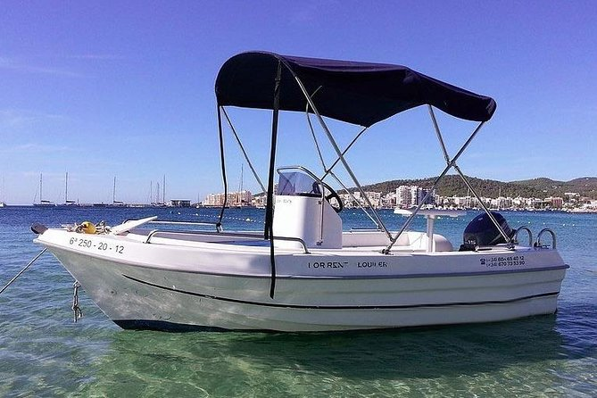 Full Day Boat Rental Without Licensed