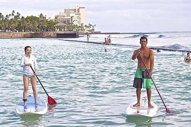 Private Stand Up Paddle board Lesson 2hrs