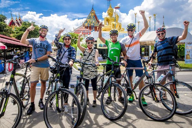 Bangkok's Hidden Oasis : Explore Bangkok's Green Lung, Bang Krachao by Bike