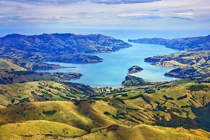 Lyttelton Shore Excursion: Twin Harbour Tour (Lyttelton & Akaroa)