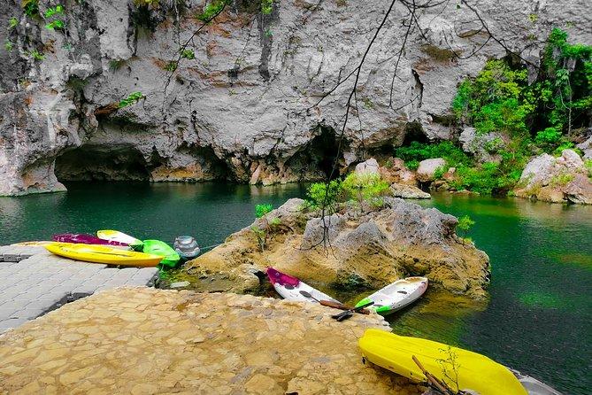 Sohoton Cave & Natural Bridge In Basey Samar [Min. 2PAX]