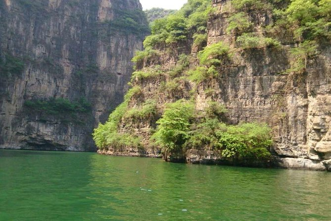 Beijng Longqing gorge and Guyaju private day tour