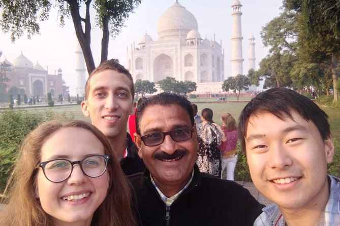 Golden Triangle Tour With overnight at Authentic Rajasthani Village