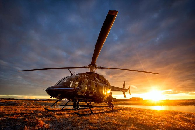 Iceland Helicopter Tour from Reykjavik: Golden Circle Experience and the Eyjafjallajökull Adventure