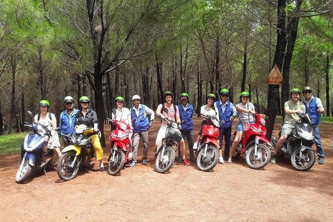 Hue Motorbike Rental with Driver for Sightseeing Tours