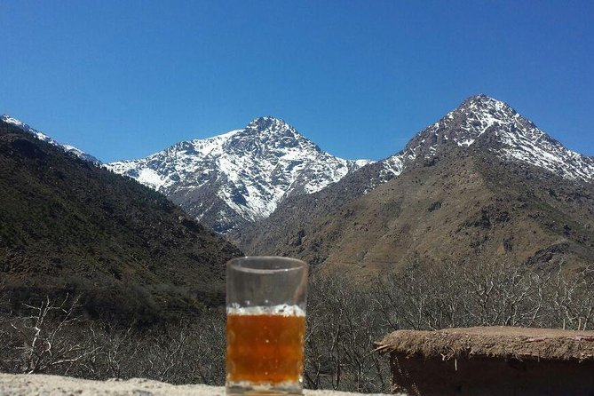 Day Trip with the Berbers of the Atlas Mountain