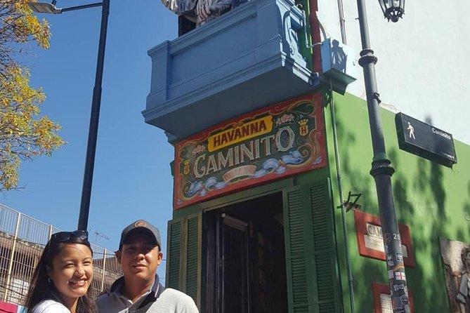 Caminito & La Boca Walking Tour