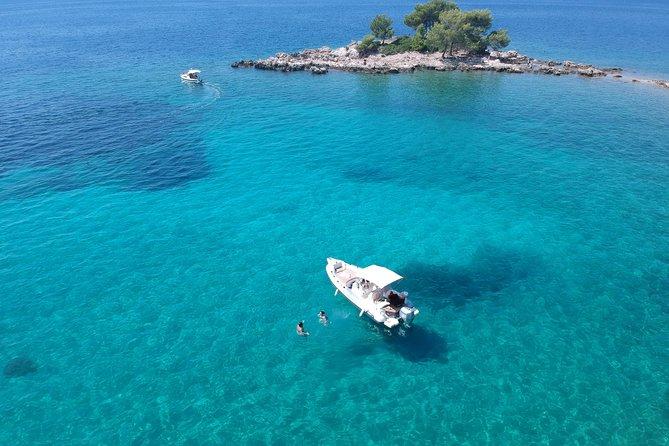 Excursão privada de meio dia em lancha de Dubrovnik (meio dia) (EXPLORE SEGREDOS DAS ILHAS ELAFITI)