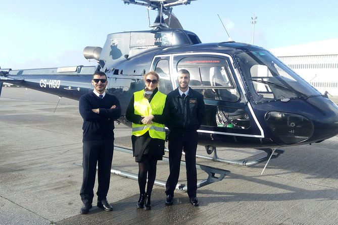 Helicopter Algarve Tour from Loulé