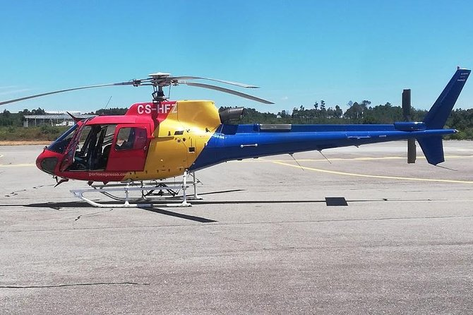Helicopter Tour in Algarve from Loulé