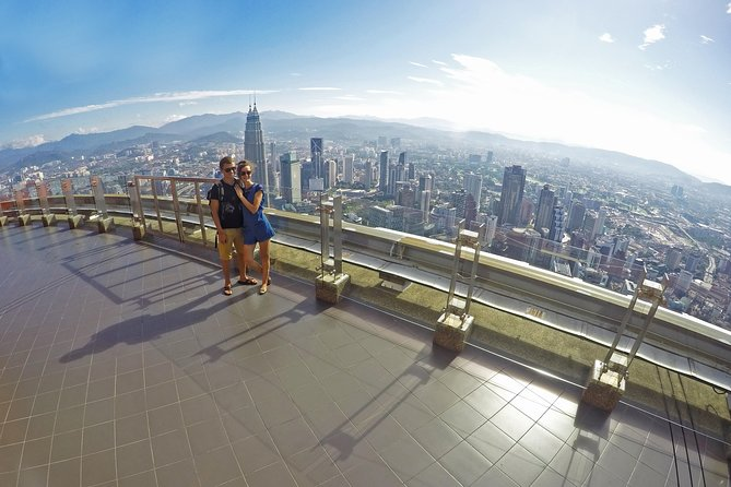 Kuala Lumpur Half-Day City Tour Include KL Tower Observation Deck
