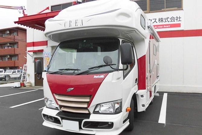 Ilinx Campingcar rental in Kyoto