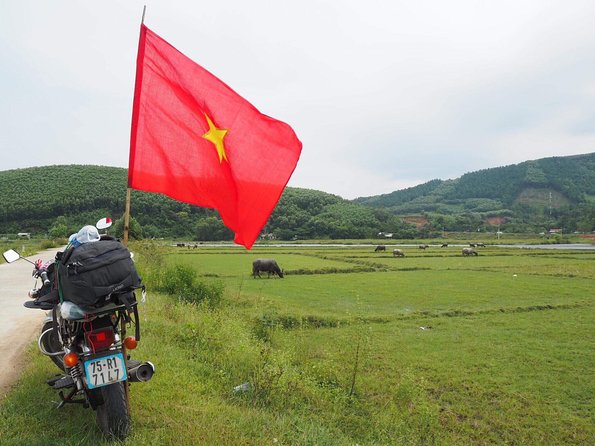 The Tam Giang Lagoon view