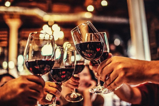 Riga Wine Tasting Session