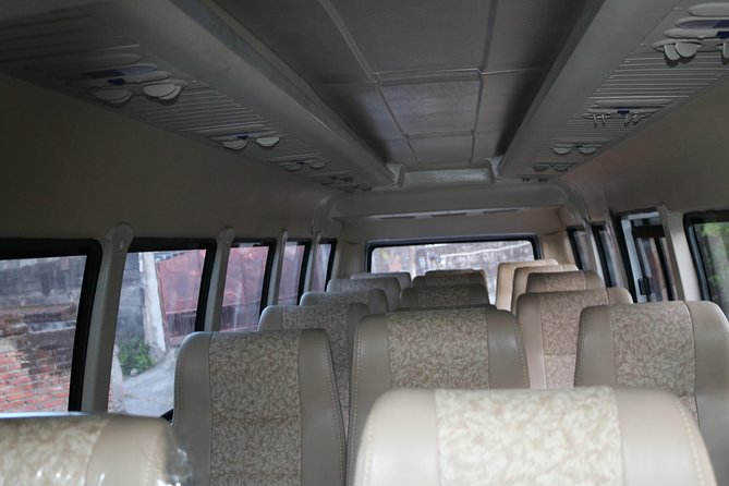 Bali Car Rent for 3 Days (19 Seats) with English Speaking Driver and Petrol