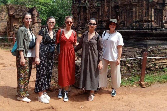 Tuk Tuk Tour One Day to Angkor Wat with Sunset