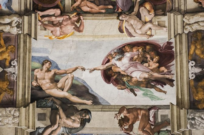 Vatican Museums, Sistine Chapel, St. Peter's Basilica tour + fast track photo 2