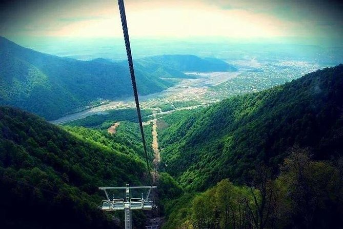 Shamakhi, Gabala and Sheki tour (All inclusive)