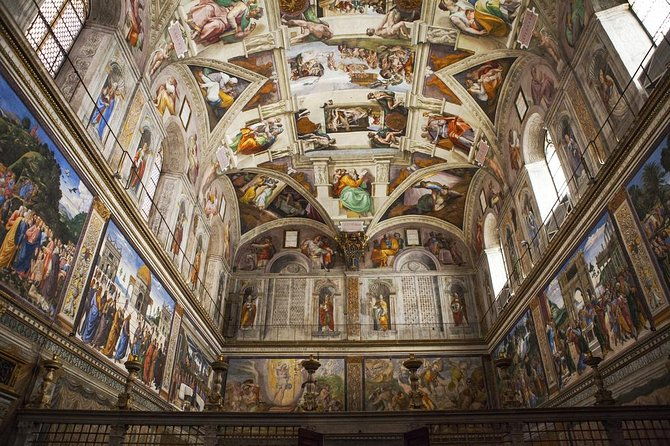 Vatican Museums, Sistine Chapel, St. Peter's Basilica tour + fast track photo 8
