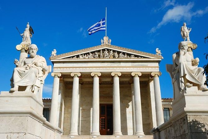 Highlights of Athens city with the Acropolis, half day shore excursion