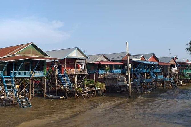 Floating Village (Kompong Pluk) Monring & Sunset photo 6