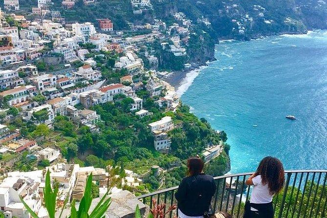 Sorrento, Positano & Amalfi - Private Tour