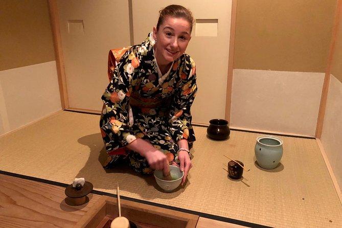 MATCHA Tea ceremony in YANAKA / Taito-ku / TOKYO Local.