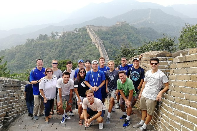 Full Day Mini Group Tour to Forbidden City & Mutianyu Great Wall