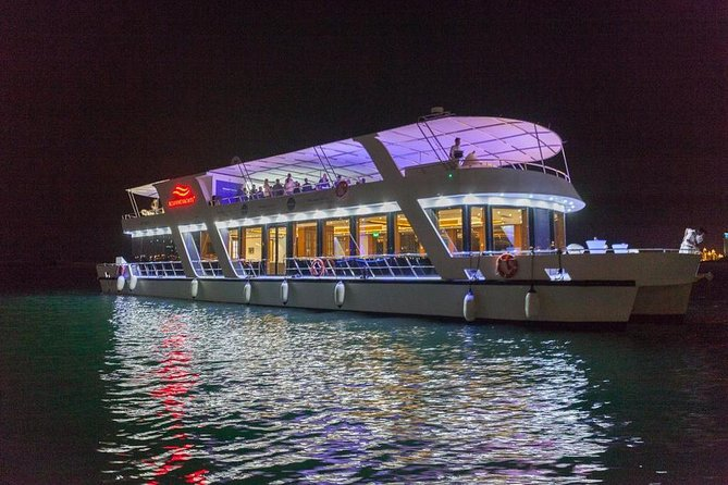 Dubai Marina Glass Cruise With 5* Dinner photo 1