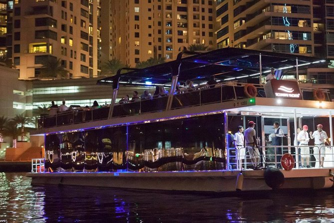 Dubai Marina Glass Cruise With 5* Dinner photo 4