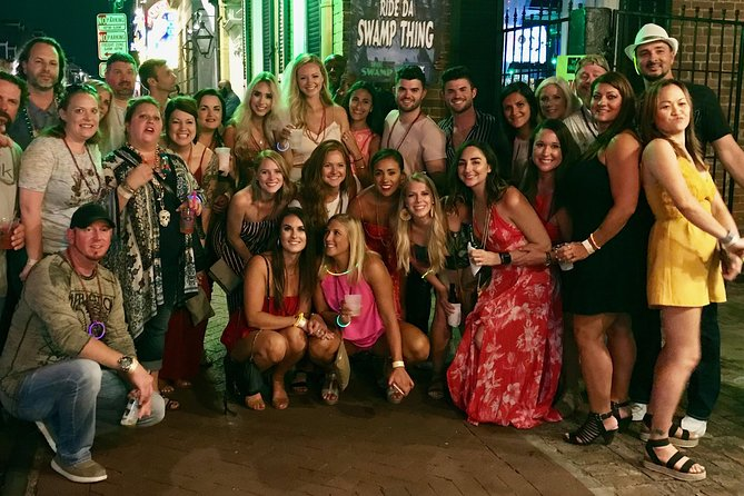 New Orleans VIP Bar & Nightclub Crawl