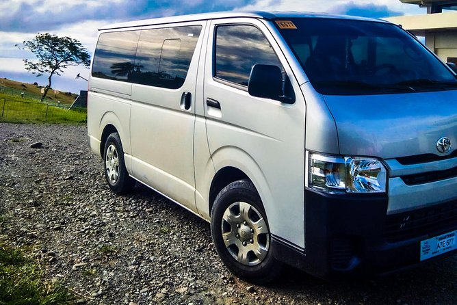 Van For Rent In Tacloban City