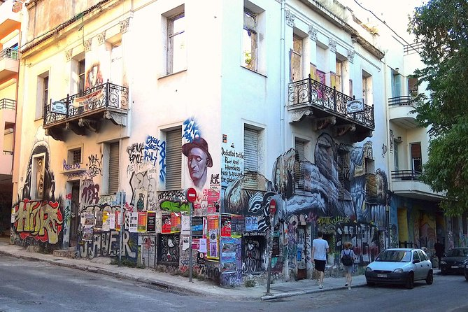Alternative Exarchia, immerse into Athens's anarchist neighborhood