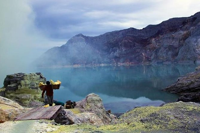 From Bali to Ijen Crater and Mount Bromo Tour in 3 Days (Finish in Surabaya)