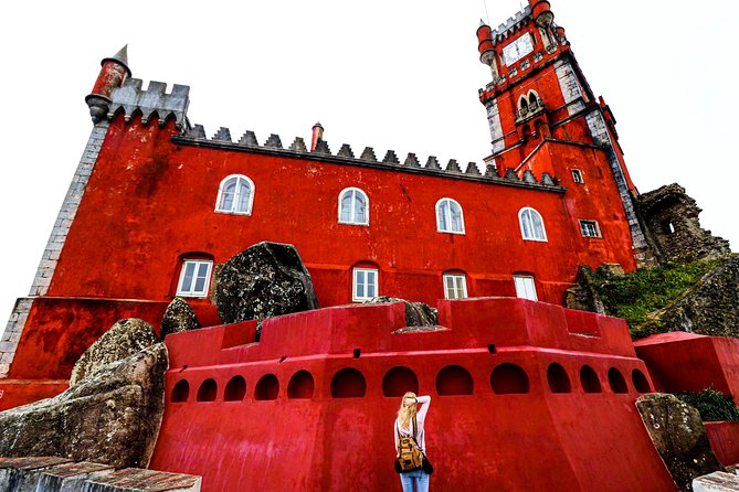Guided Mystic and Romantic Sintra Shared Tour