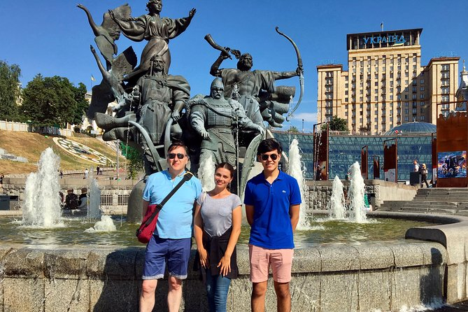 Kiev Private 3-Hour Tour - Best Sights photo 9