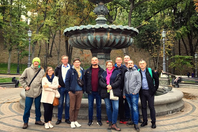 Kiev Private 3-Hour Tour - Best Sights photo 8