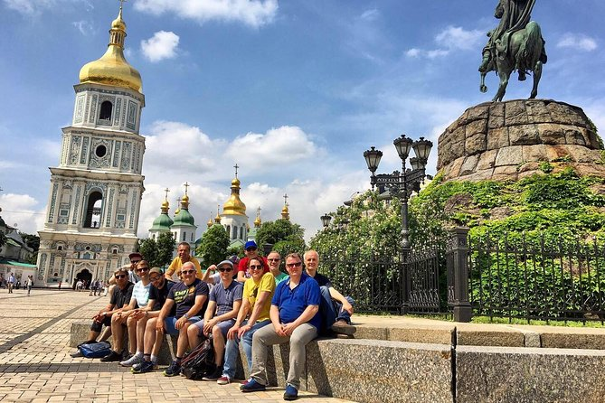 Kiev Private 3-Hour Tour - Best Sights photo 11