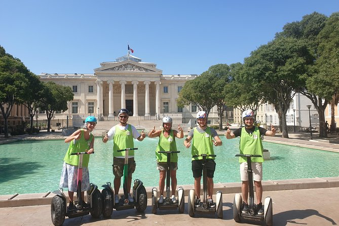 Marseille Segway Tour - Reach the top of Marseille symbolic monument : Notre Dame photo 3
