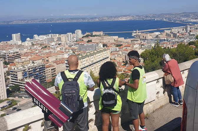 Marseille Segway Tour - Reach the top of Marseille symbolic monument : Notre Dame photo 4