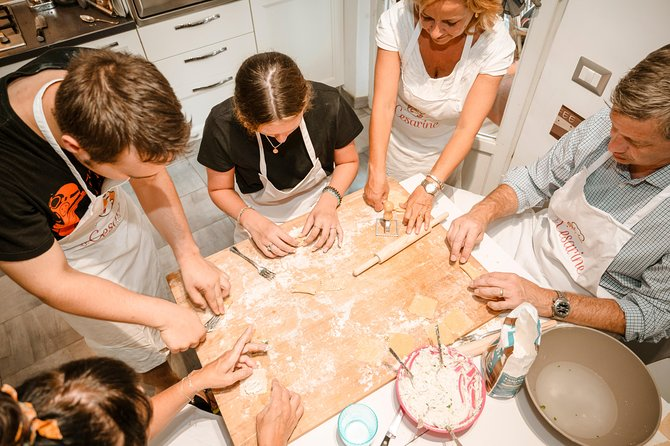 Share your Pasta Love: Small group Pasta and Tiramisu class in Cava de' Tirreni