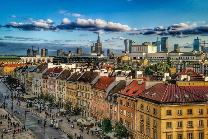 Half Day City Sightseeing Tour of Warsaw