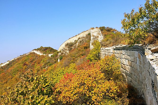 All Inclusive Private Trekking Tour at Shixiaguan Great Wall
