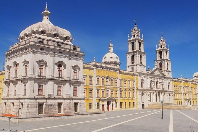 Full Daytrip to Mafra, Ericeira & Sintra, from Lisbon